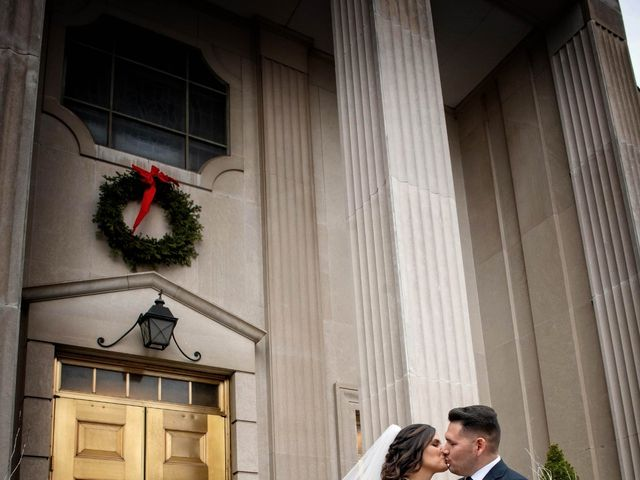 Mitchel and Justina's Wedding in Mineola, New York 30