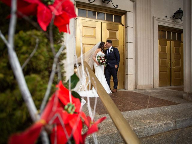 Mitchel and Justina's Wedding in Mineola, New York 33