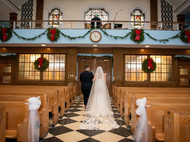 Mitchel and Justina's Wedding in Mineola, New York 27