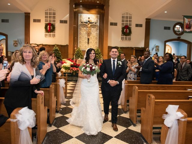 Mitchel and Justina's Wedding in Mineola, New York 26