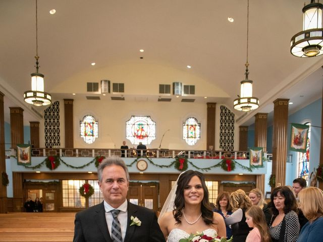 Mitchel and Justina's Wedding in Mineola, New York 18