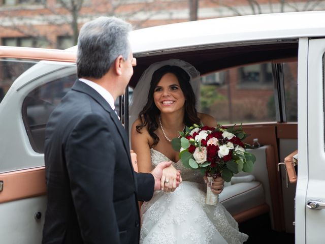 Mitchel and Justina's Wedding in Mineola, New York 17
