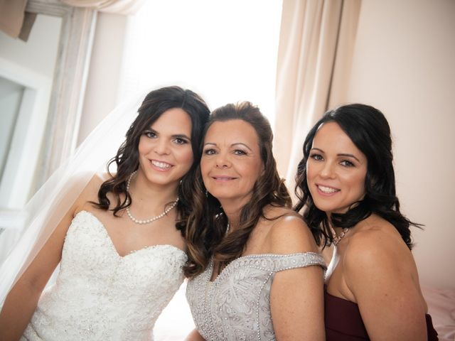 Mitchel and Justina's Wedding in Mineola, New York 10