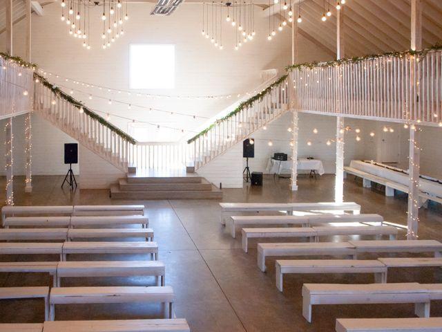 Joel and Hannah's Wedding in Pangburn, Arkansas 11