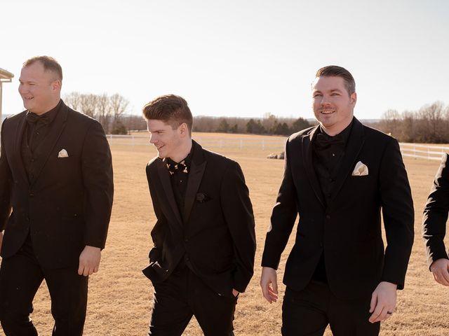 Joel and Hannah's Wedding in Pangburn, Arkansas 27