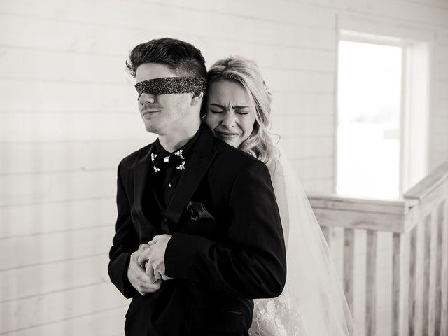 Joel and Hannah's Wedding in Pangburn, Arkansas 1