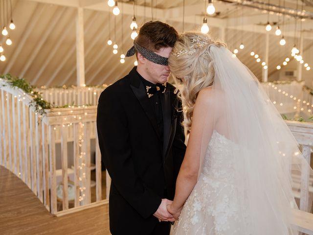 Joel and Hannah's Wedding in Pangburn, Arkansas 32