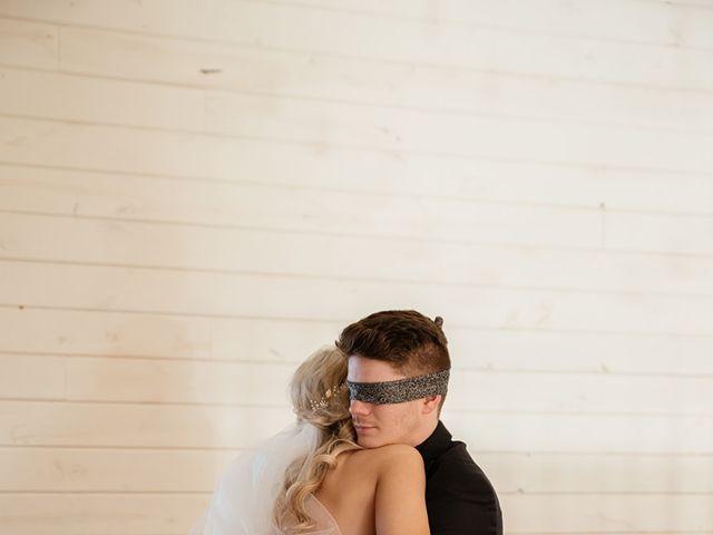 Joel and Hannah's Wedding in Pangburn, Arkansas 33