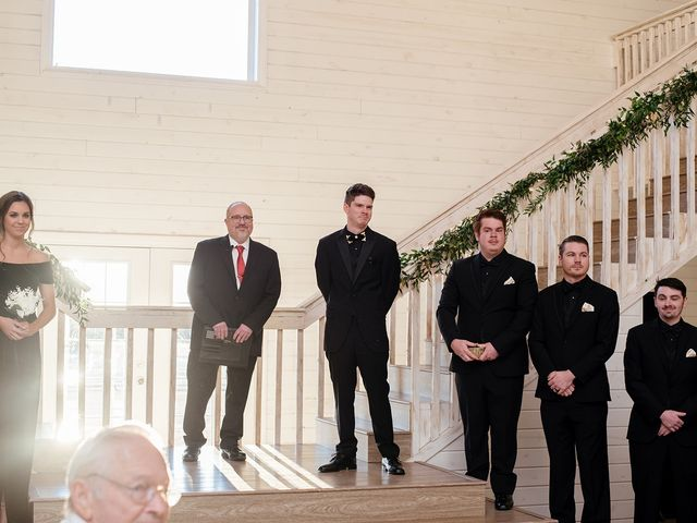 Joel and Hannah's Wedding in Pangburn, Arkansas 39