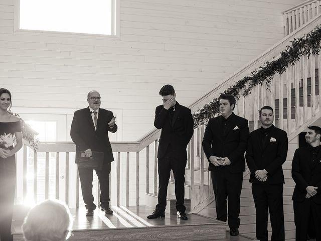 Joel and Hannah's Wedding in Pangburn, Arkansas 40