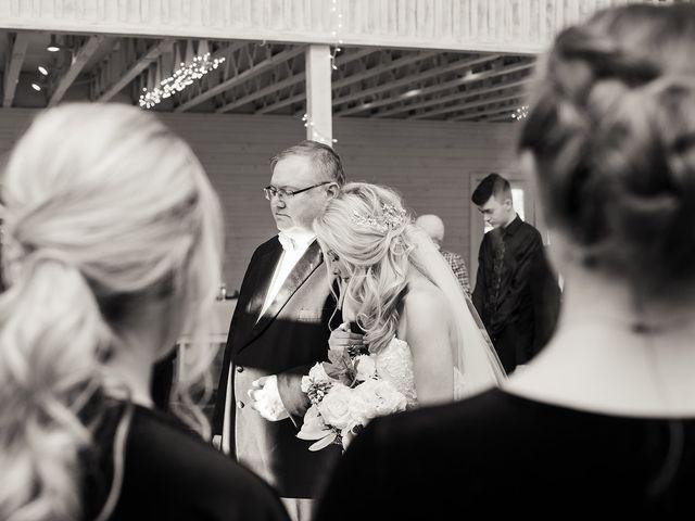 Joel and Hannah's Wedding in Pangburn, Arkansas 41