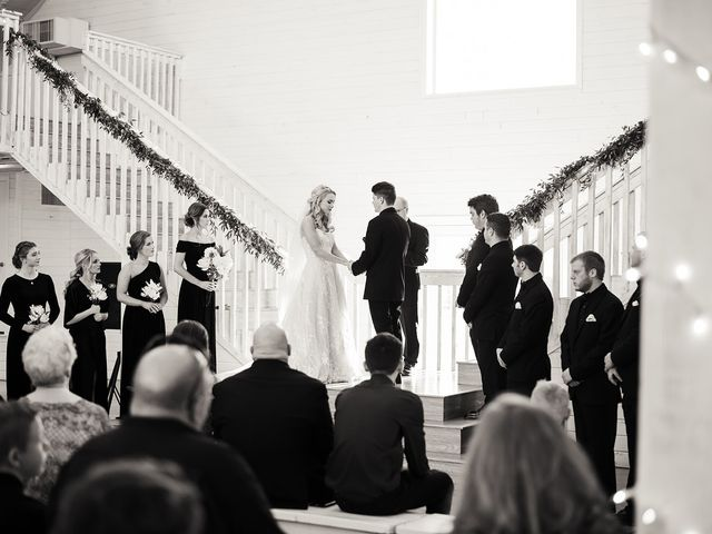 Joel and Hannah's Wedding in Pangburn, Arkansas 42