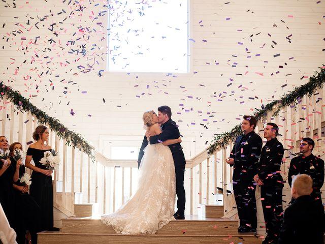 Joel and Hannah's Wedding in Pangburn, Arkansas 43