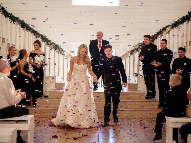 Joel and Hannah's Wedding in Pangburn, Arkansas 44