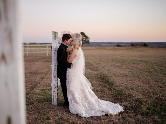 Joel and Hannah's Wedding in Pangburn, Arkansas 48