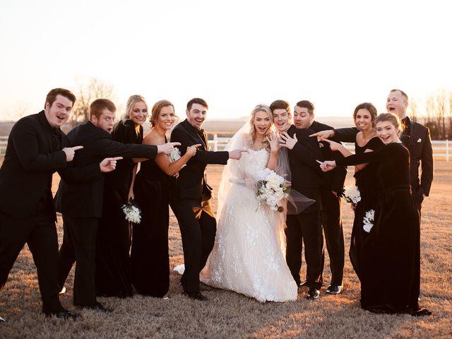 Joel and Hannah's Wedding in Pangburn, Arkansas 49