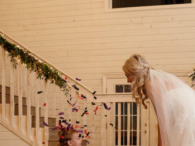 Joel and Hannah's Wedding in Pangburn, Arkansas 51