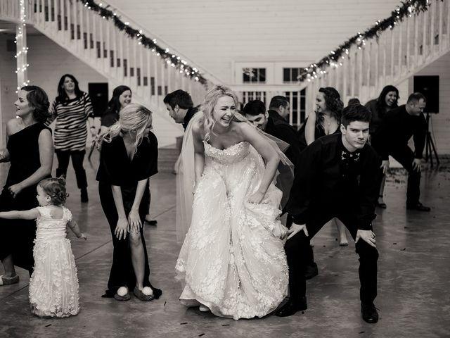 Joel and Hannah's Wedding in Pangburn, Arkansas 58