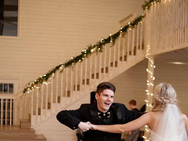 Joel and Hannah's Wedding in Pangburn, Arkansas 59