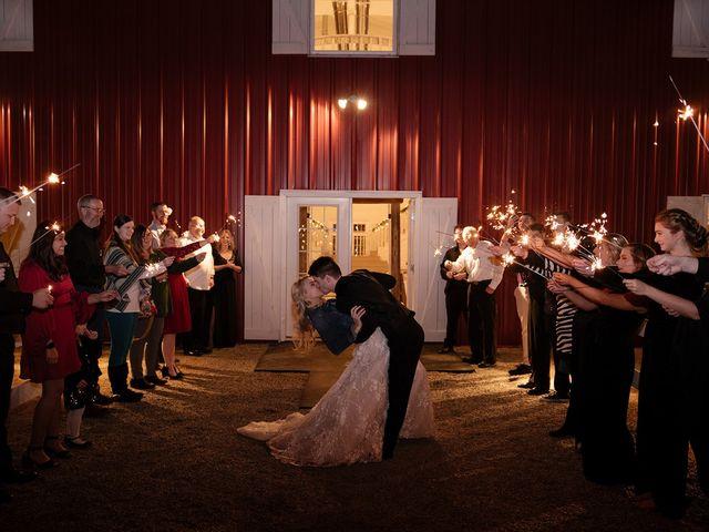 Joel and Hannah's Wedding in Pangburn, Arkansas 63