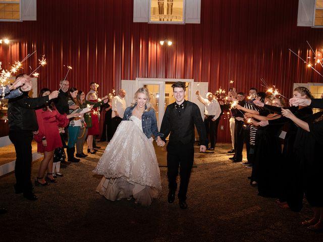 Joel and Hannah's Wedding in Pangburn, Arkansas 64