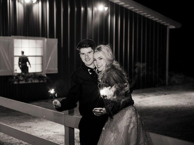 Joel and Hannah's Wedding in Pangburn, Arkansas 65