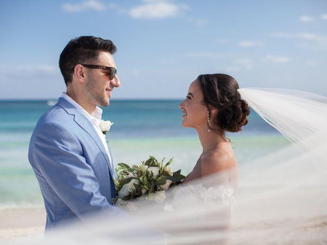 The wedding of Jillian and Josh