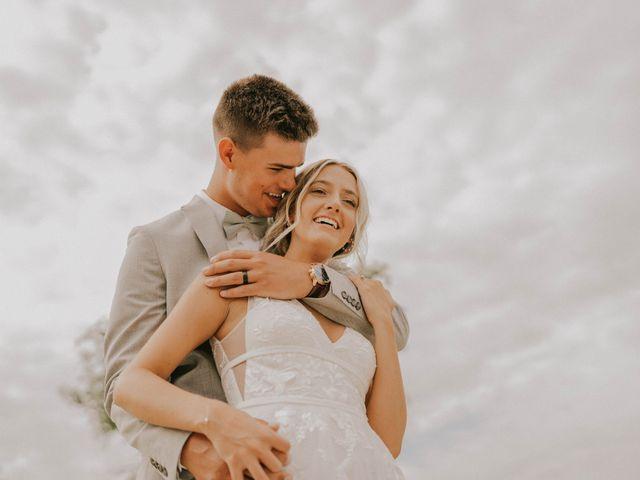The wedding of Logan and Isaac