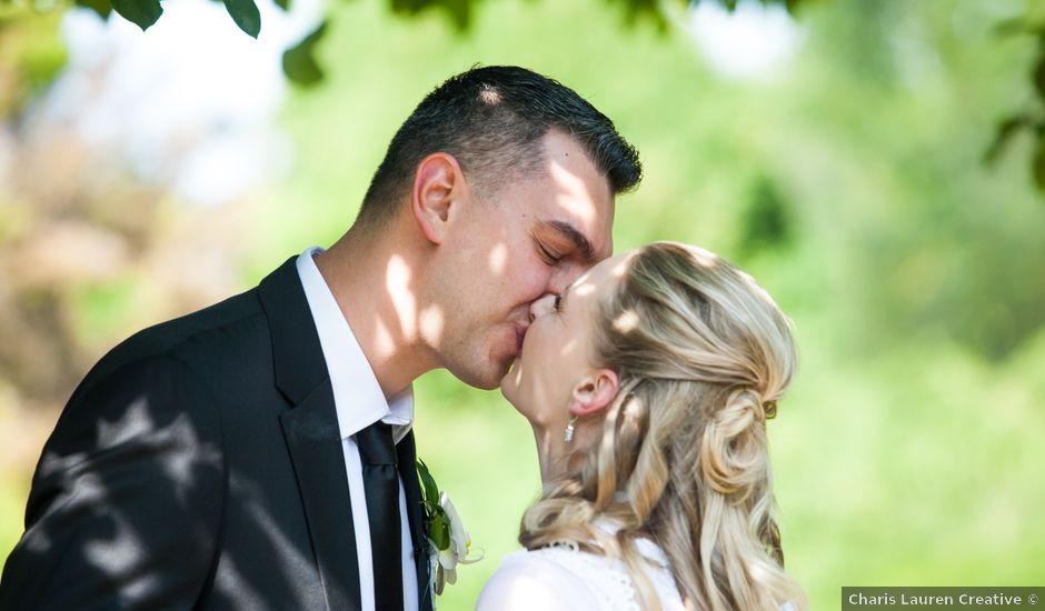 Arman and Lori's Wedding in Evanston, Illinois