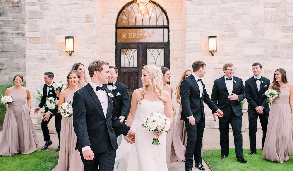 Kenneth Lamb and Kelly Koenig Lamb's Wedding in Houston, Texas