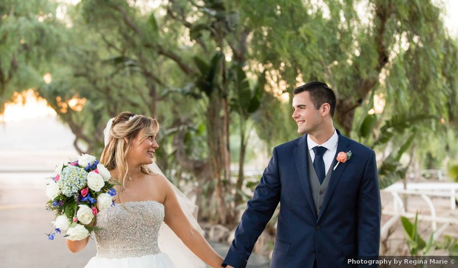Seth and Lisa's Wedding in Moorpark, California