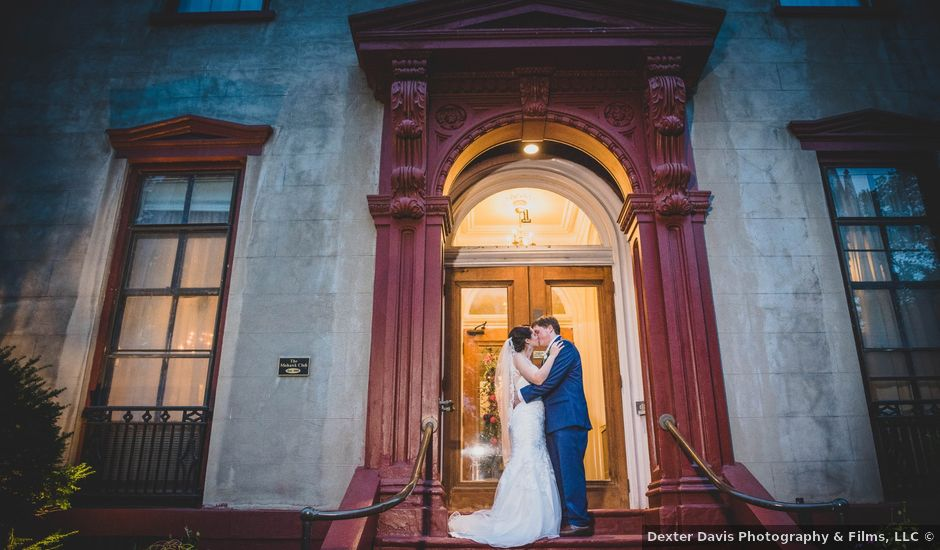 Joe and Iris's Wedding in Schenectady, New York