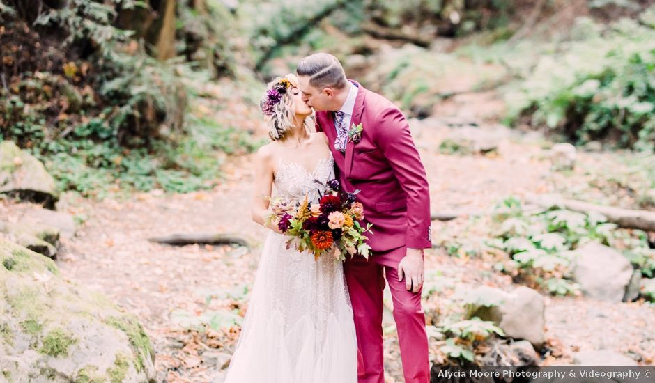 Cameron and Sara's Wedding in Saratoga, California
