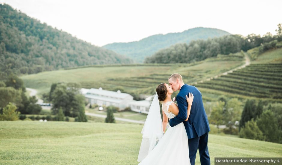 Dylan and Rachel's Wedding in Charlottesville, Virginia