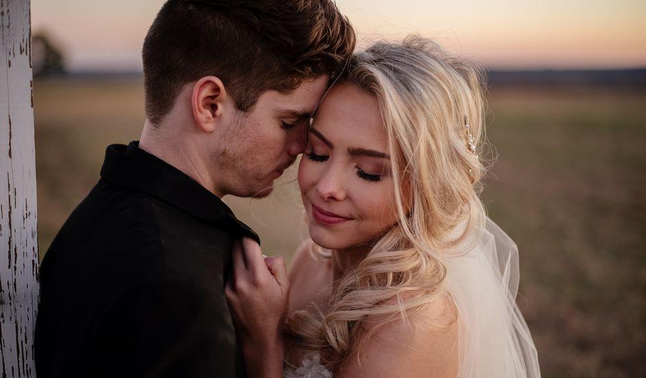 Joel and Hannah's Wedding in Pangburn, Arkansas