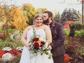 The wedding of Lindsey and Zack