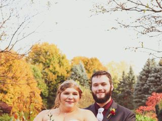 The wedding of Lindsey and Zack 2