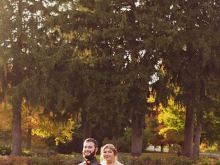 The wedding of Lindsey and Zack 3