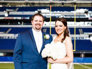The wedding of John and Samantha 1
