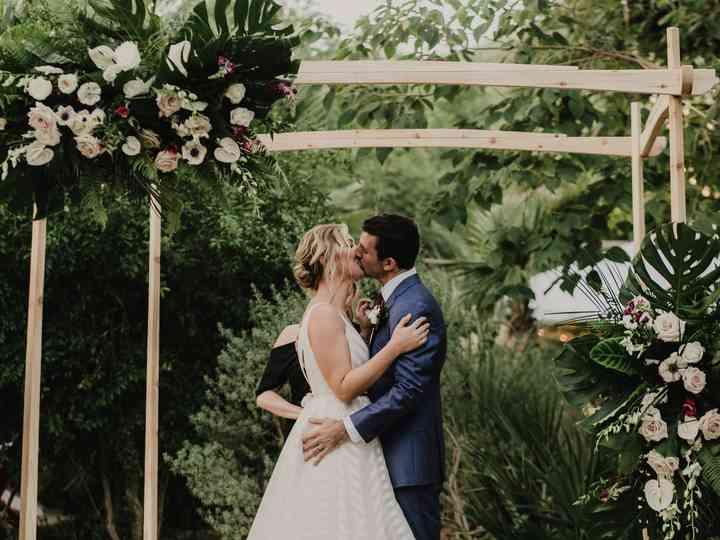 The wedding of Kathleen and Nash