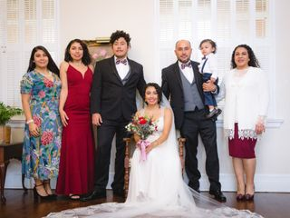 The wedding of Valerie and Luis 3