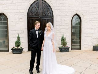 The wedding of Natalie and Andrew