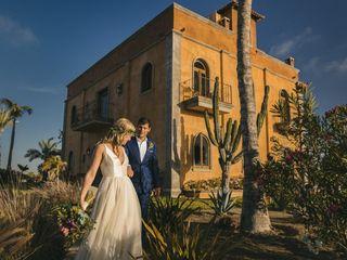 The wedding of Rachel and Destin