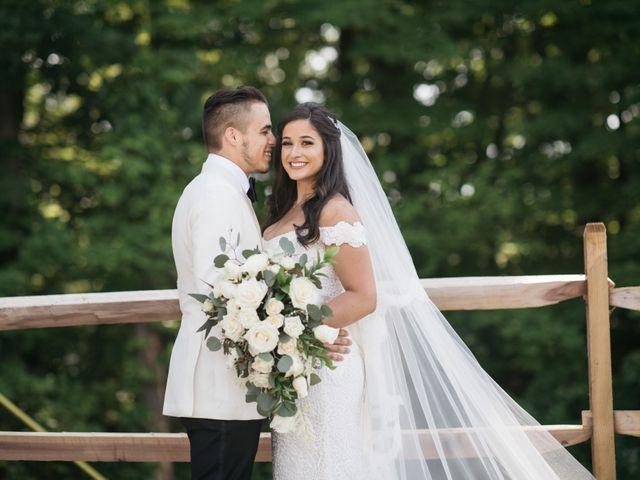 The wedding of Simona and Ariel