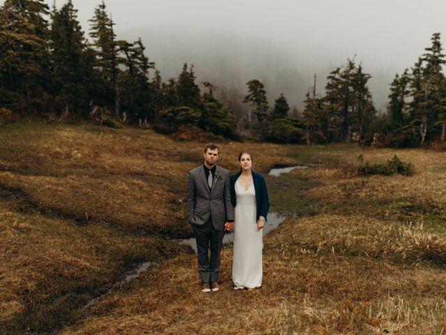 Jake and Cathryn's Wedding in Sitka, Alaska 1