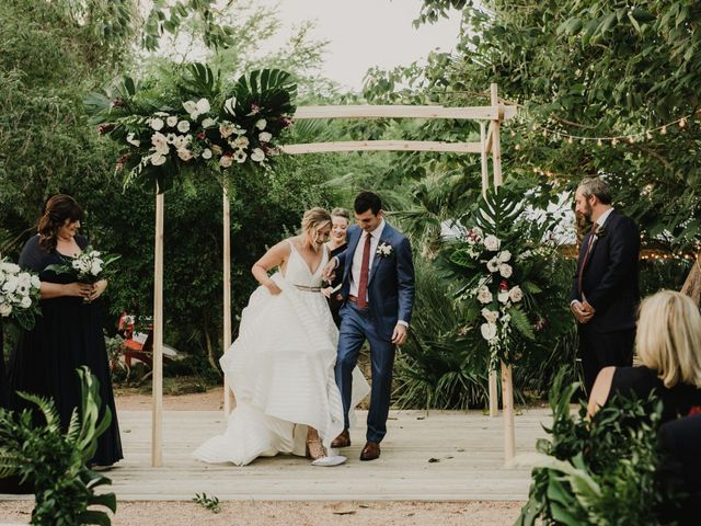 Nash and Kathleen's Wedding in San Antonio, Texas 1