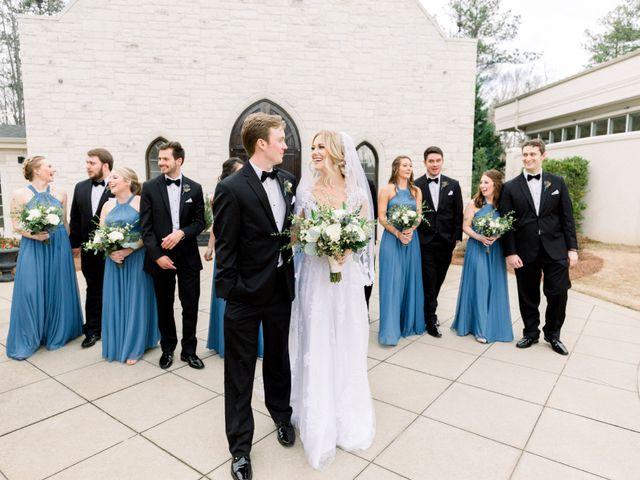 Andrew and Natalie's Wedding in Atlanta, Georgia 1