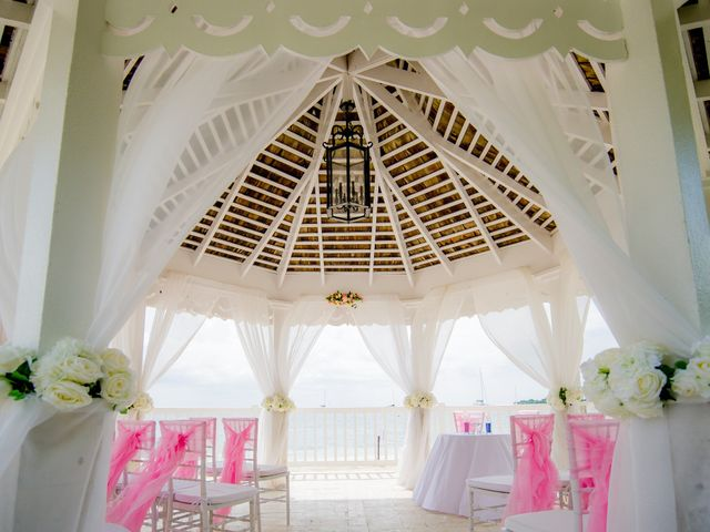 Michelle and Jason's Wedding in Negril, Jamaica 5