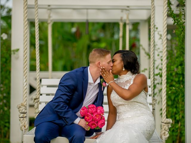 Michelle and Jason's Wedding in Negril, Jamaica 1