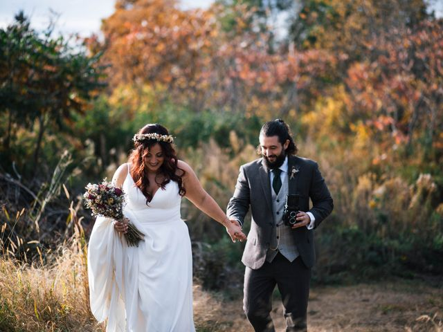 Joe and Juli's Wedding in North Hudson, New York 1